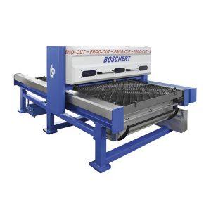 Ergo-Cut 3150 la machine plasma avec une coupe similaire au laser